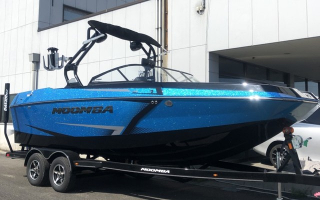 2019 MOOMBA MAX BlueColor
