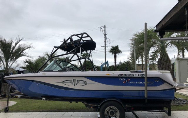 2003 SUPER AIR NAUTIQUE 210