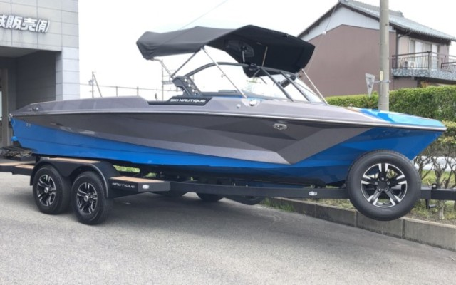 2019 SKI NAUTIQUE BlueColor
