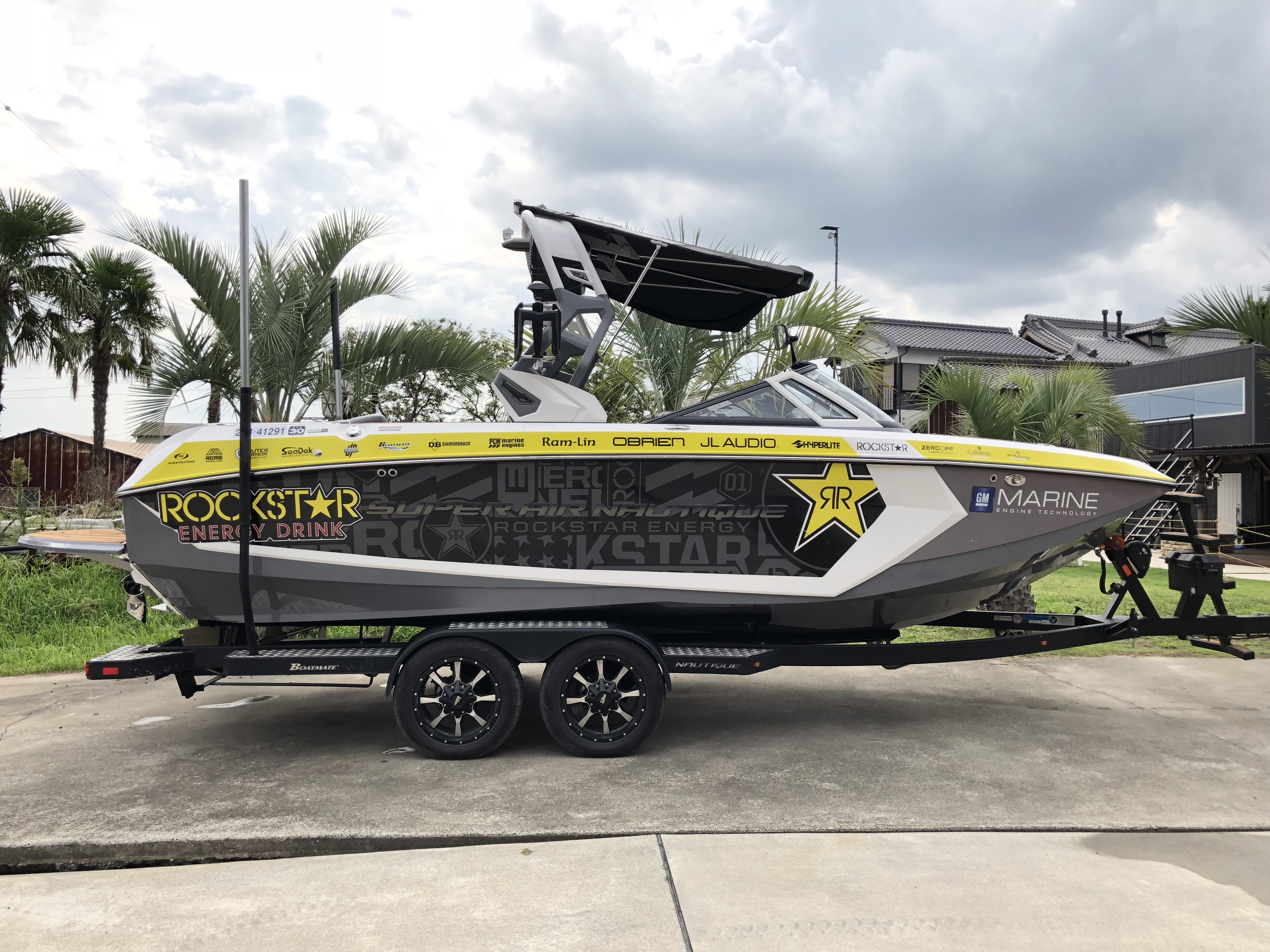 2018 SUPER AIR NAUTIQUE G23 WWA Edition
