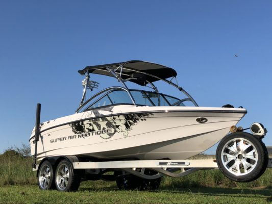 2008 SUPER AIR NAUTIQUE 210 WhiteColor